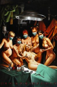 Bad Nurses, 2009, Saturno Buttò.